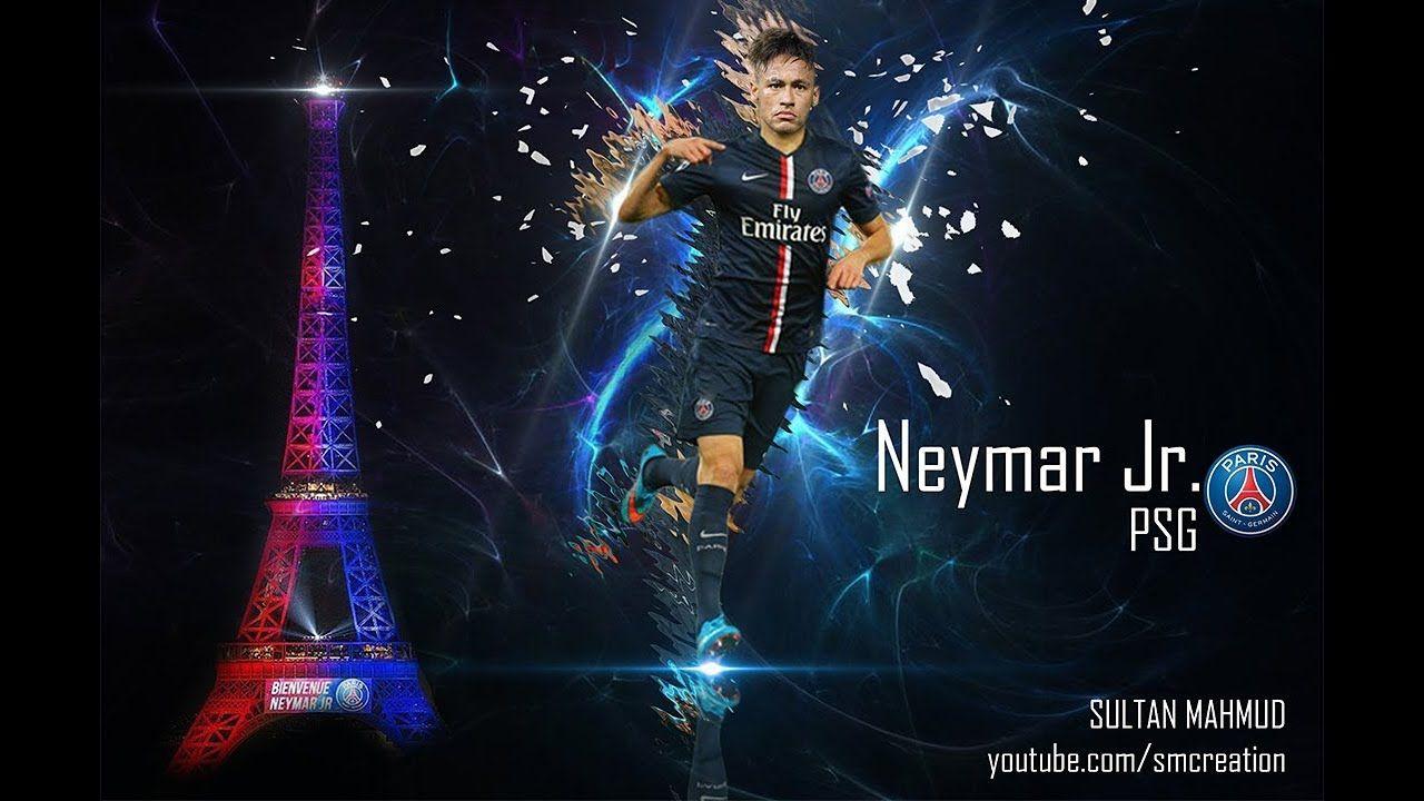 neymar paris saint germain wallpaper
