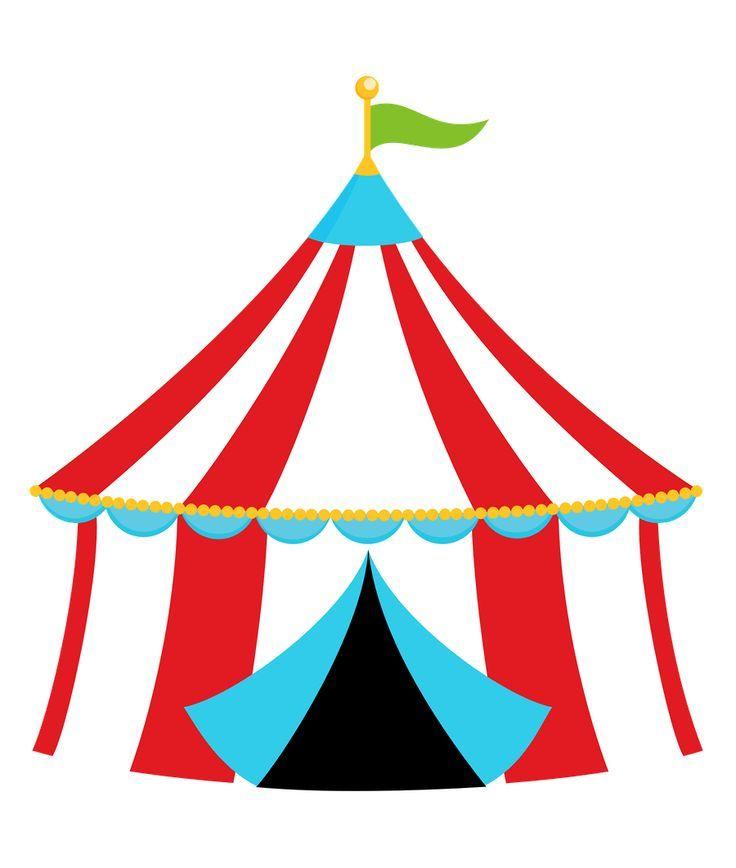 Картинка шатер цирковой