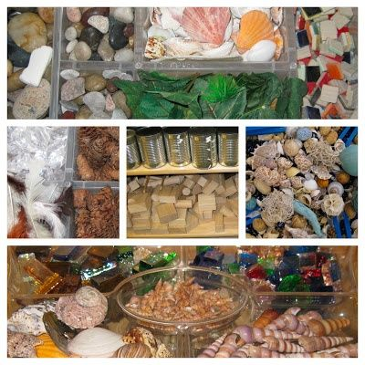 Reggio Emilia inspired classrooms and projects