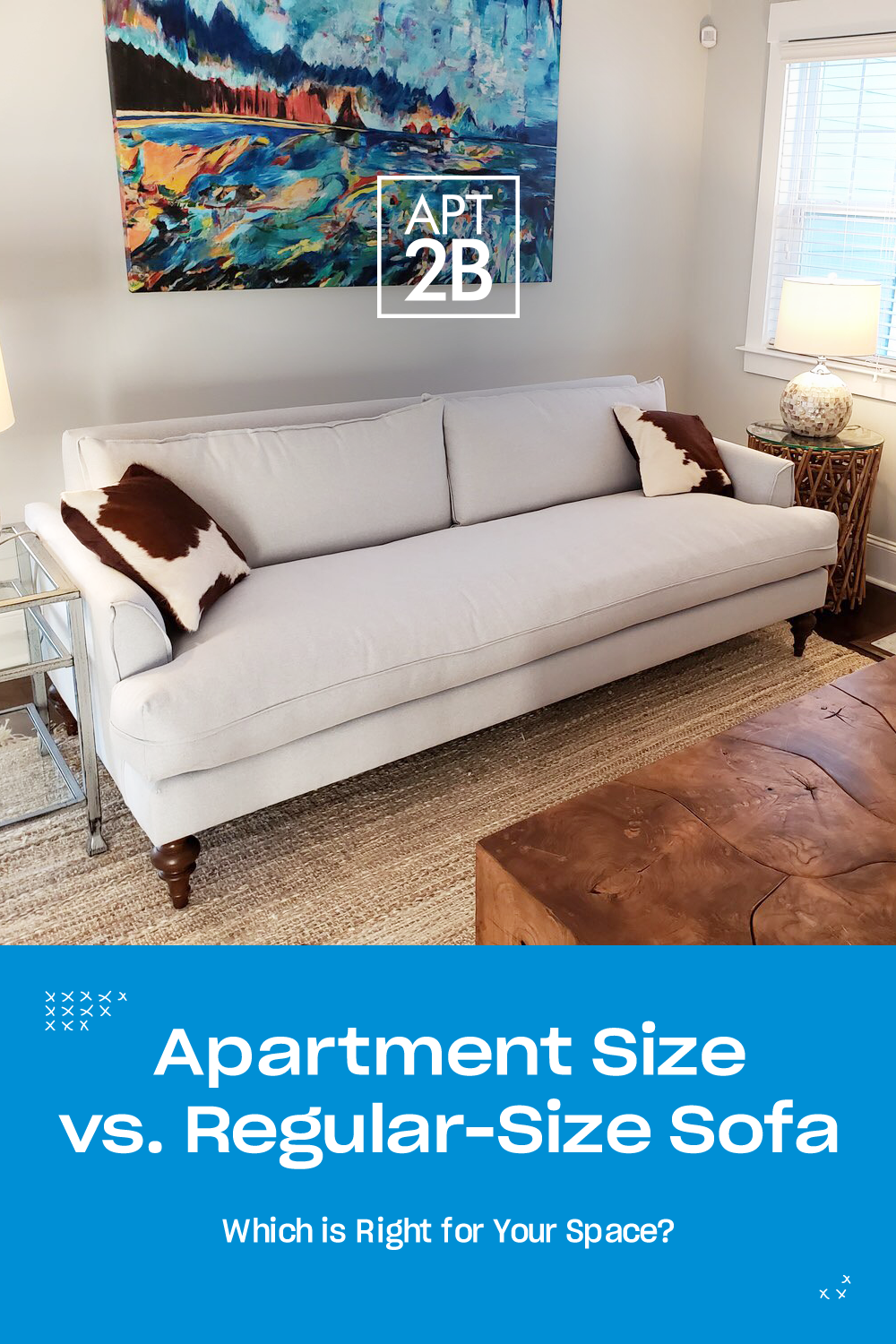 Apartment Size Sofa Vs Regular Size Sofa Which Is Right For Your