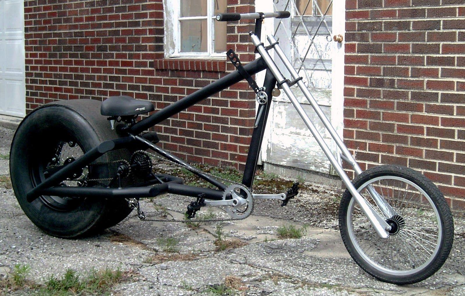 chopper bike | Bikes | Pinterest