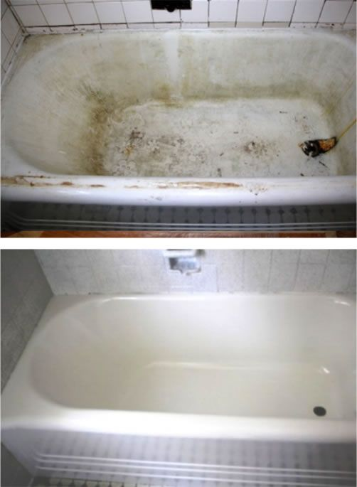 best bathtub refinishing company certified owner operator certified