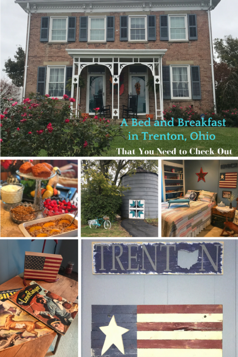 A Bed and Breakfast in Trenton, Ohio That You Need to