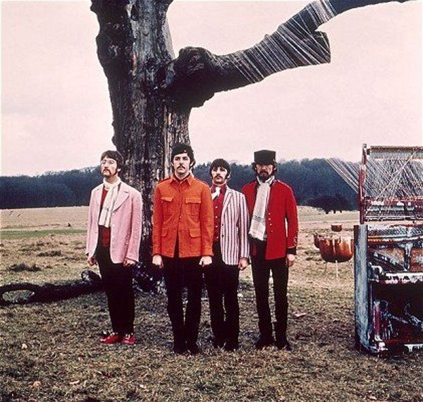 the beatles 50 jaar 22 11 2016 50 jaar geleden namen The Beatles 'Strawberry Fields  the beatles 50 jaar