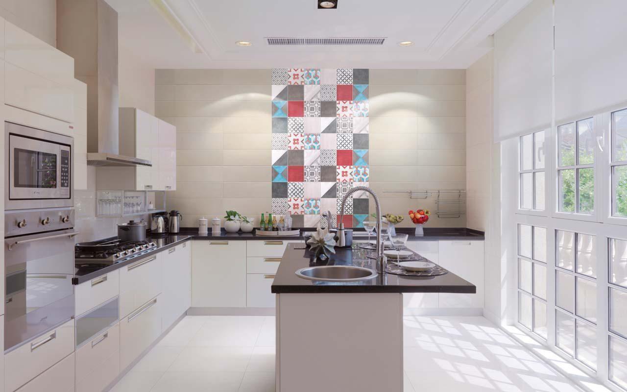 Come Decorare Piastrelle Cucina come decorare le piastrelle della cucina | decorazione