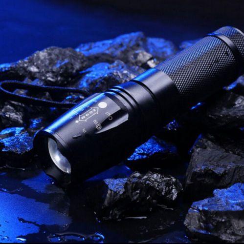 Zoomable Torch Light 5000LM LED XM-L T6 2016 AAA Hot Flashlight NEW https://t.co/DJgcepUz44 https://t.co/OvSPLa2vBS
