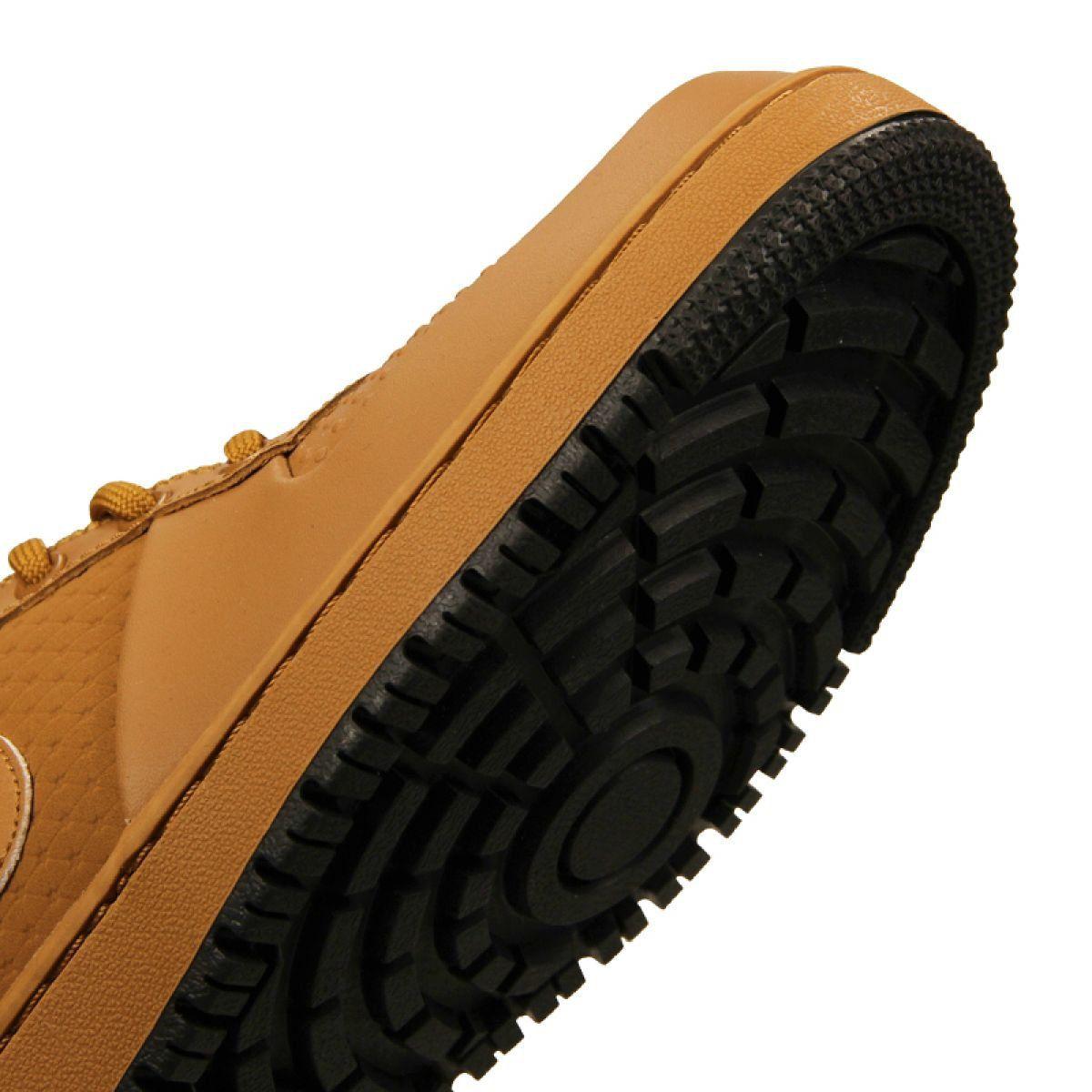 Buty Nike Ebernon Mid Winter M Aq8754 700 Brazowe Mens Nike Shoes Shoes Nike