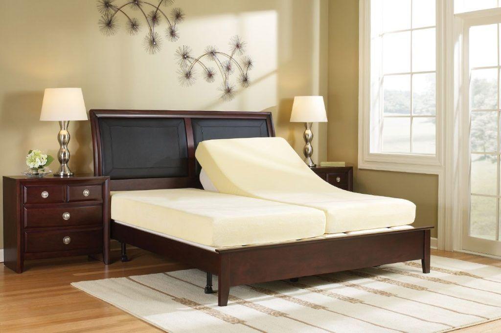 Wooden Bed Frames For Adjustable Beds Adjustablebeds Wooden