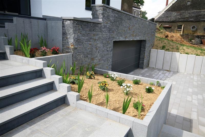 Image Du Tableau Jardin De Emi Gof Amenagement Exterieur Escalier Exterieur Exterieur