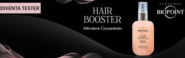 Diventa Tester Hair Booster di Biopoint con MyBeauty