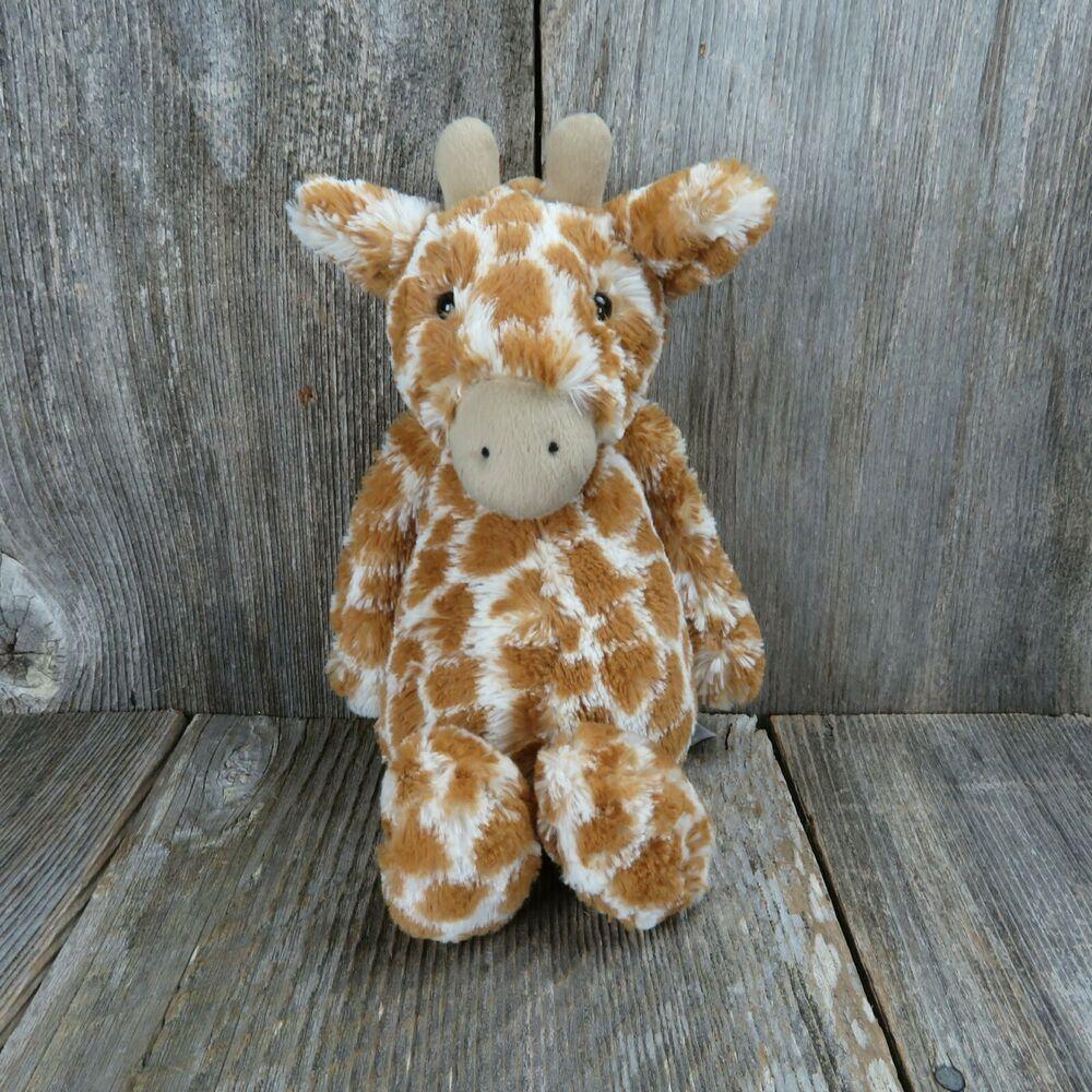 Jellycat Bashful Giraffe Plush Stuffed Animal Medium 12 Inches London Soft Jellycat Plush Stuffed Animals Giraffe Stuffed Animal Soft Stuffed Animals [ 1000 x 1000 Pixel ]