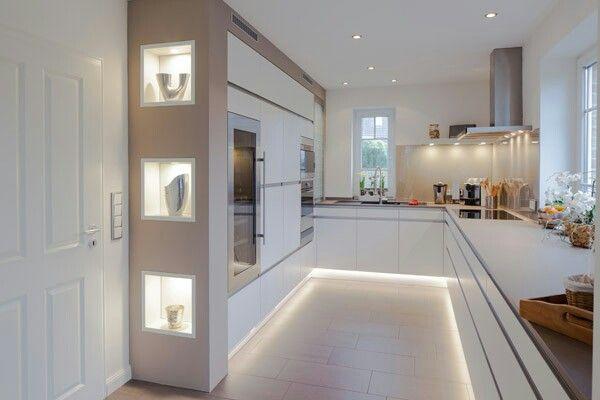 Küchenbeleuchtung Ideen küche trockenbau … | kuche in 2019…