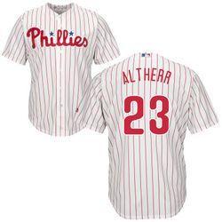 Aaron Altherr Jersey - Philadelphia Phillies Replica Adult Home Jersey 560f02945