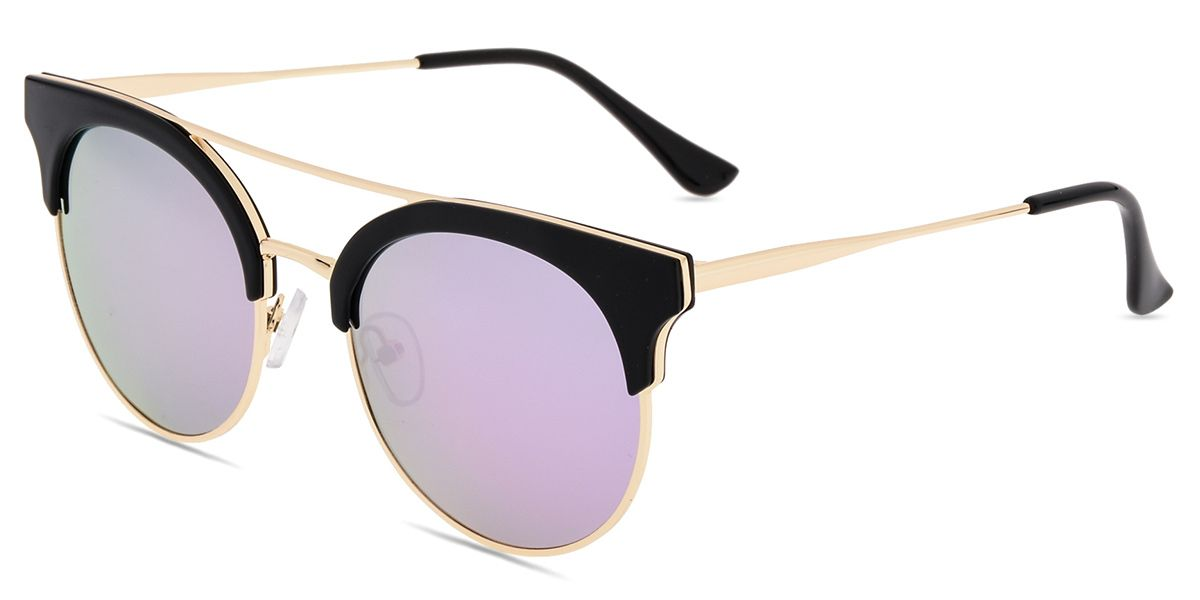 bd7fa4a405 Women s full frame mixed material sunglasses - BSN2173 8071X