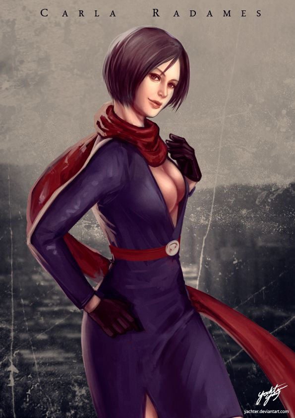 Re6 Carla By Yachterdeviantartcom On At Deviantart What A Mansion