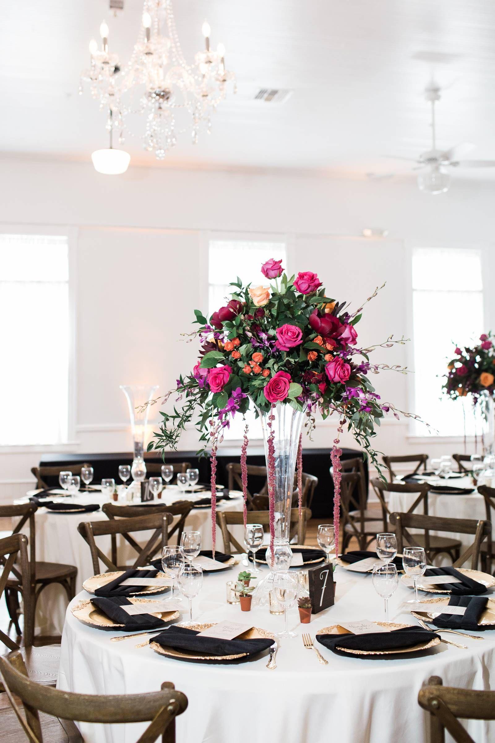 Bohemian Inspired Venue 1902 Wedding Floral Wedding Decorations