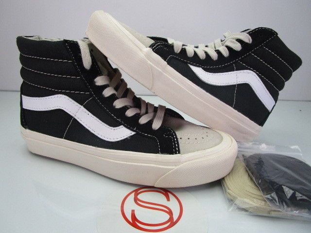 vans syndicate sk8-hi notchback pro s defcon schoenen