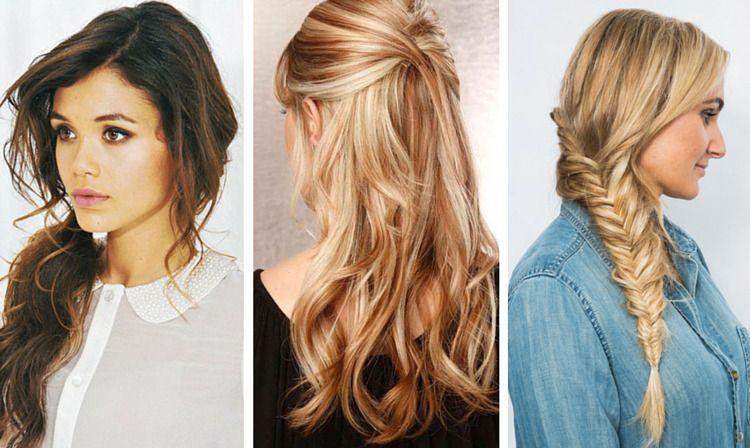 Fryzury Dla Bardzo Długich Włosów Fryzury Fryzury Style
