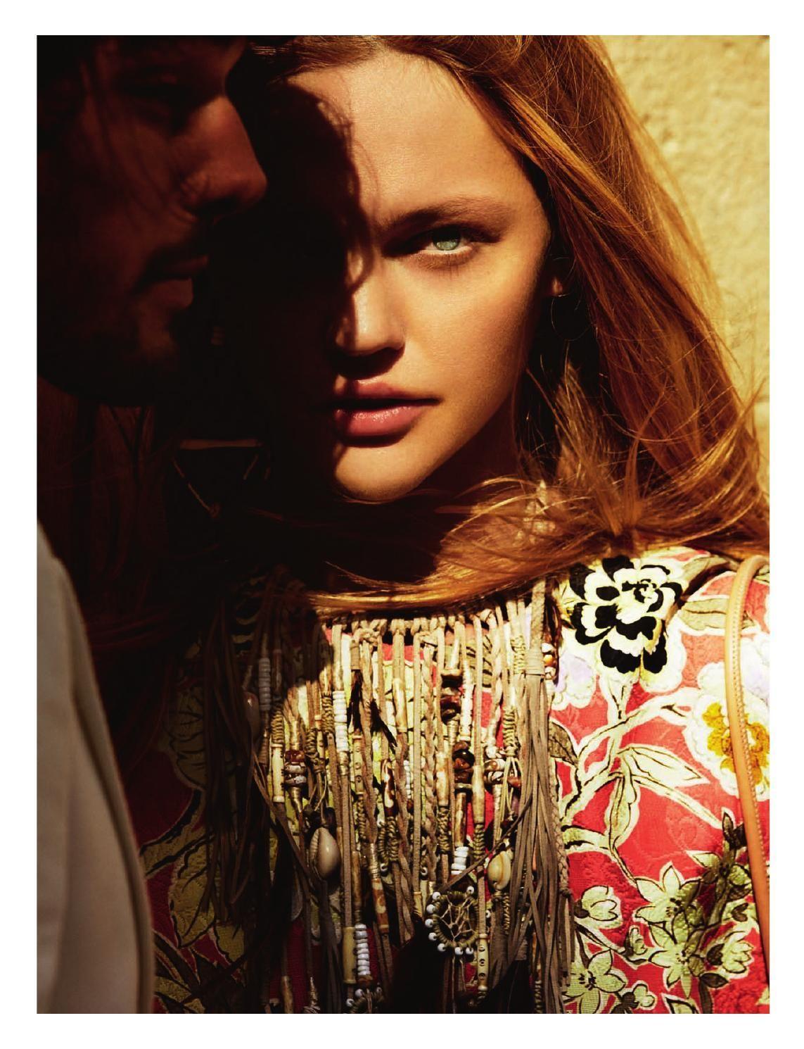 A Magazine, Issue 76   Hot romance, Magazine, Sasha pivovarova