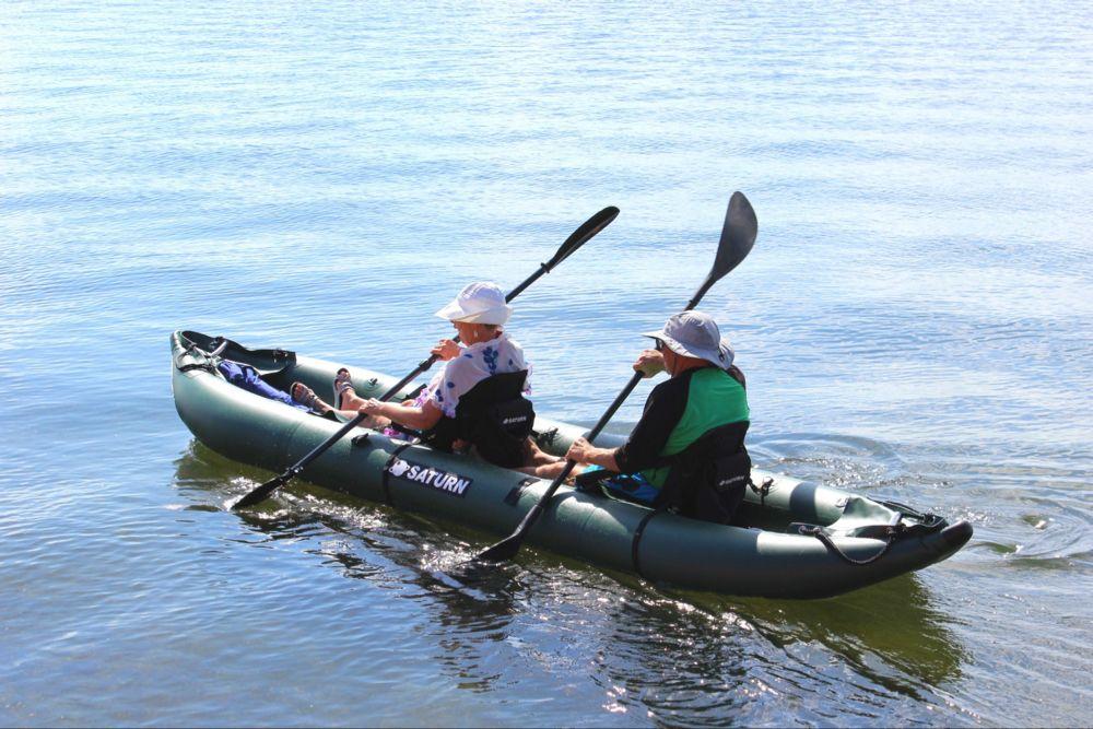 Saturn Inflatable Ocean Fishing Kayak Ofk396 Inflatable Fishing Kayak Ocean Fishing Kayak Fishing