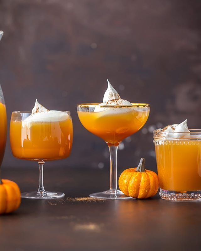 Thanksgiving Punch Recipe: Cocktails Instagram Feed