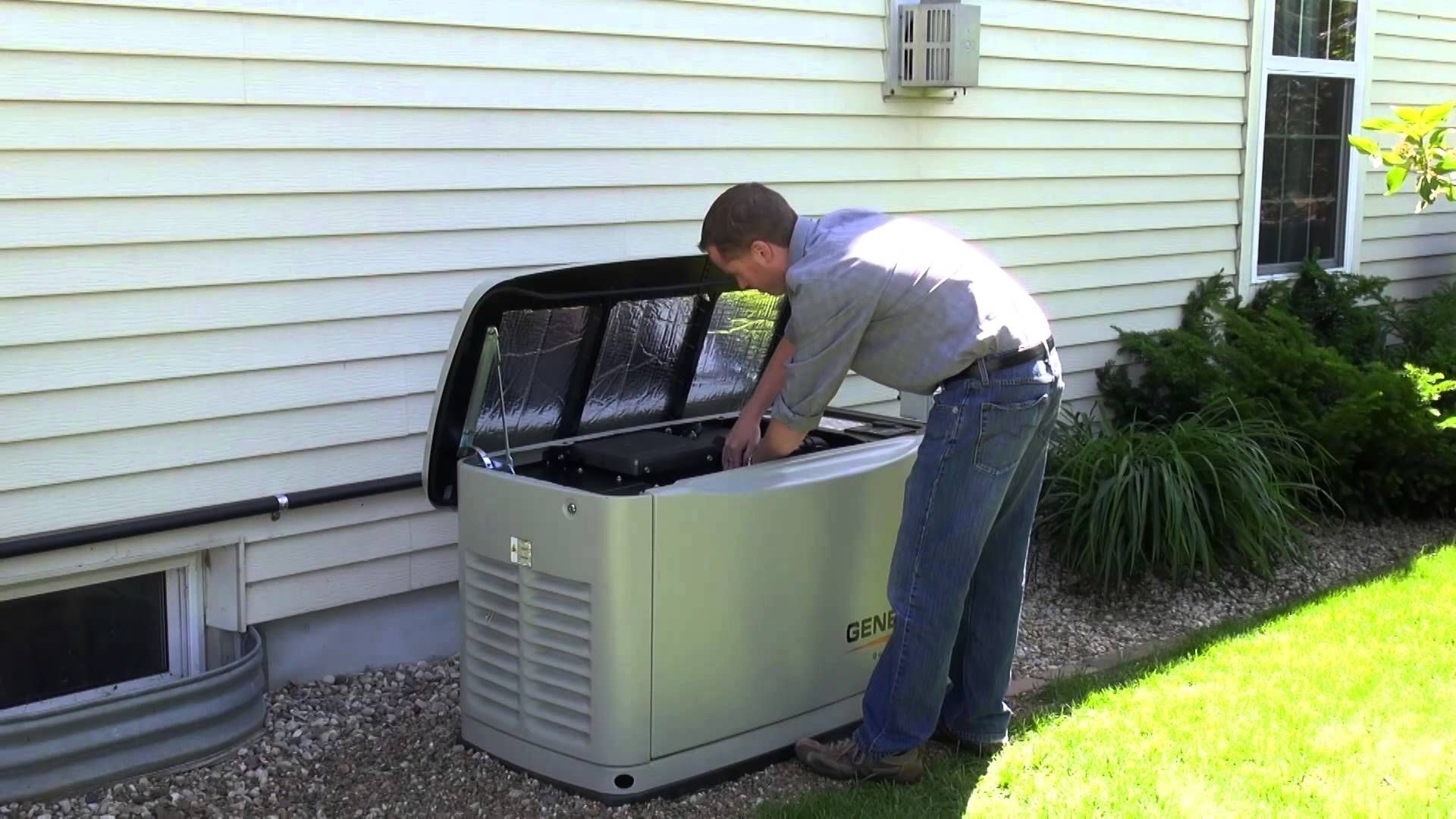 Introducing the Generac 22 kW Guardian Generator! View the