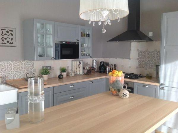 cuisine rénovée grise le gris c est le grand classique d aujourd hui la valeur