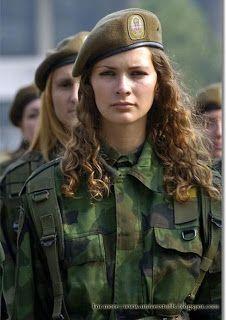 Beautiful russian women army opinion you