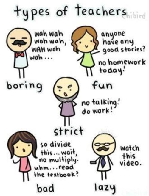 SCHOOL TEACHER QUOTES - image quotes at BuzzQuotes.com