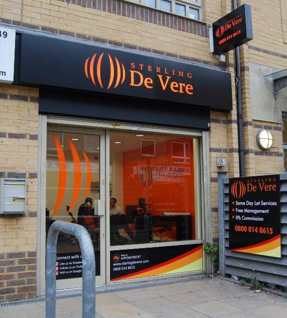 Stirling De Vere, London E1