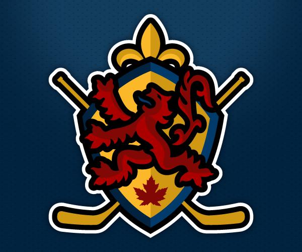 Retro Team Canada Hockey Logo Concept Http Sportdrawn Wordpress Com Canada Logo Hockey Logos Team Canada Hockey