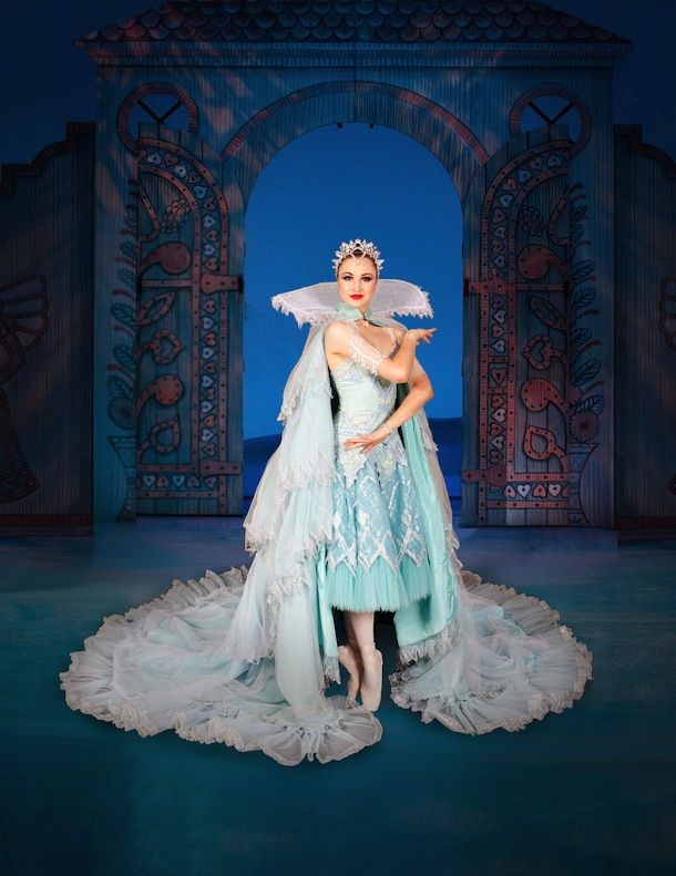 snow queen ballet - Google Search