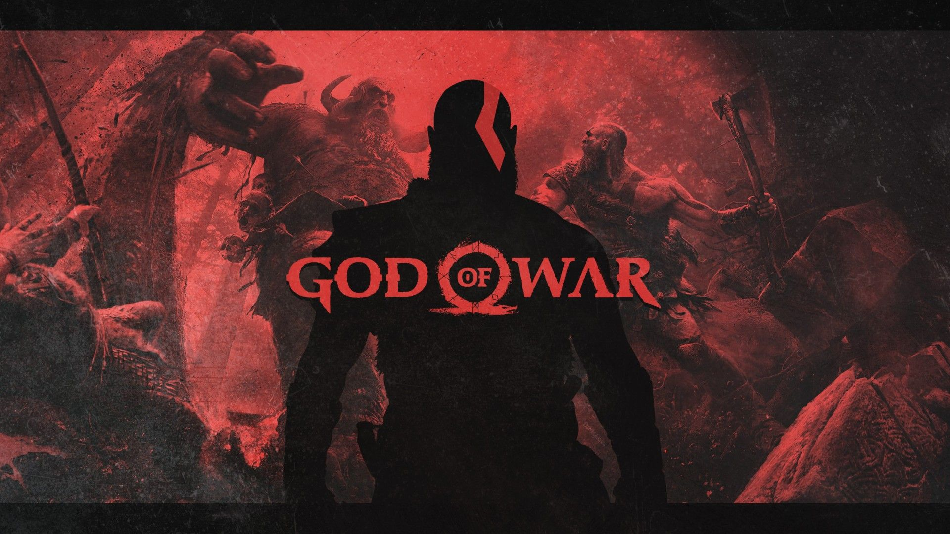 God Of War Ps4 2018 Free Download Wallpaper Hd