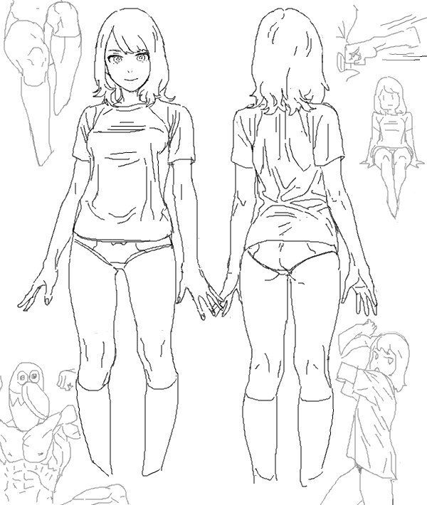 References Female Humor Pinterest Drawings Anatomy And Pose
