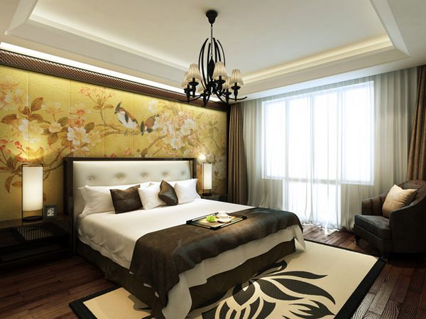 20 Chinese Home Decoration in the Bedroom Elle decor, Bedrooms and