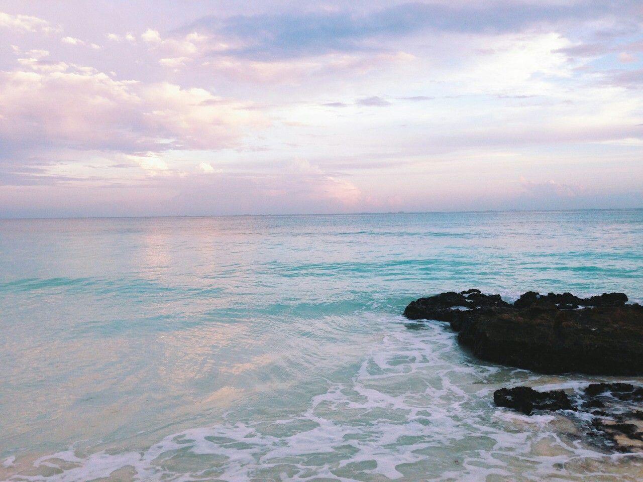 Pastel oceanaesthetic Beach, Summer vibes, Ocean