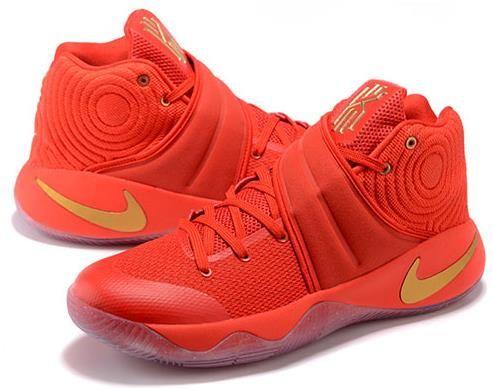 kyrie 2 shoes orange