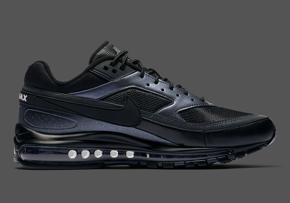 air max 97 bw black