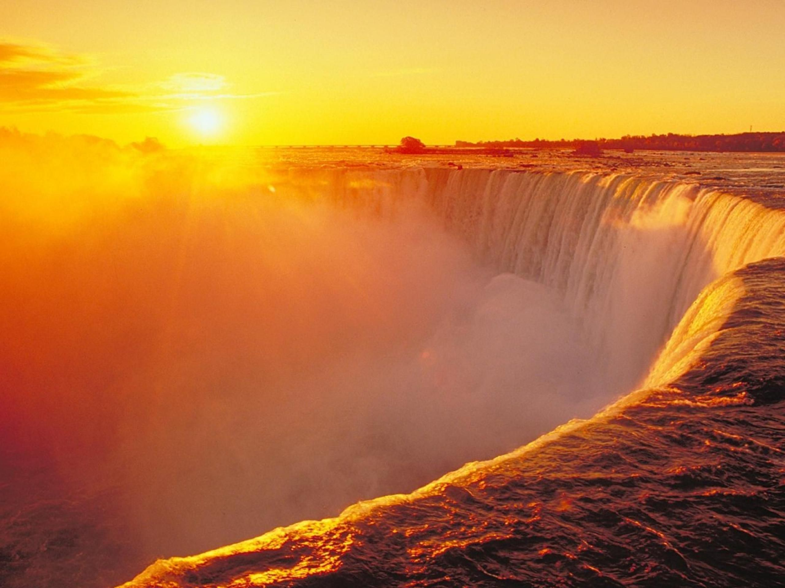 Niagara Falls sunset. Absolutely incredible. | Photography ...