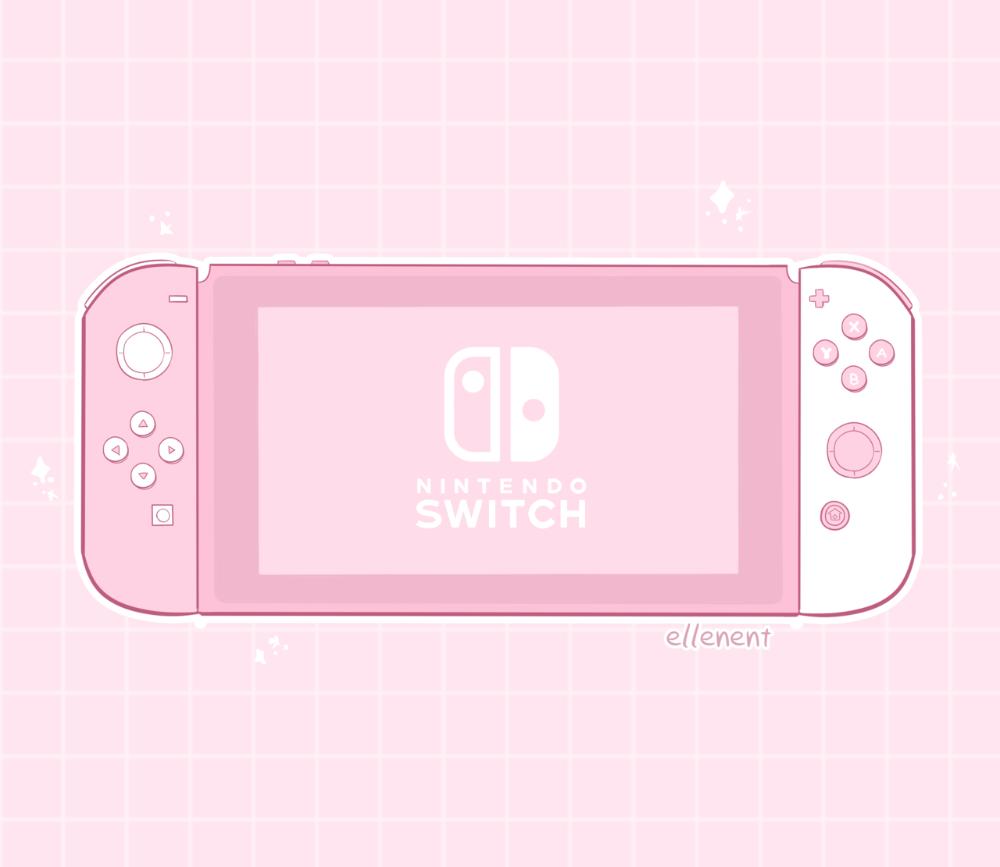 Ellen S Art In 2020 Wallpaper Iphone Cute Nintendo Switch Nintendo
