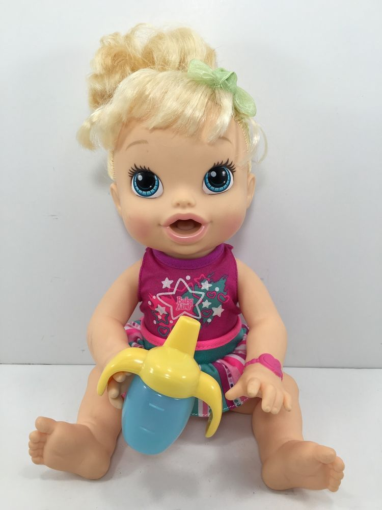 Details About 2013 Hasbro 13 Quot Baby Alive Baby All Gone In