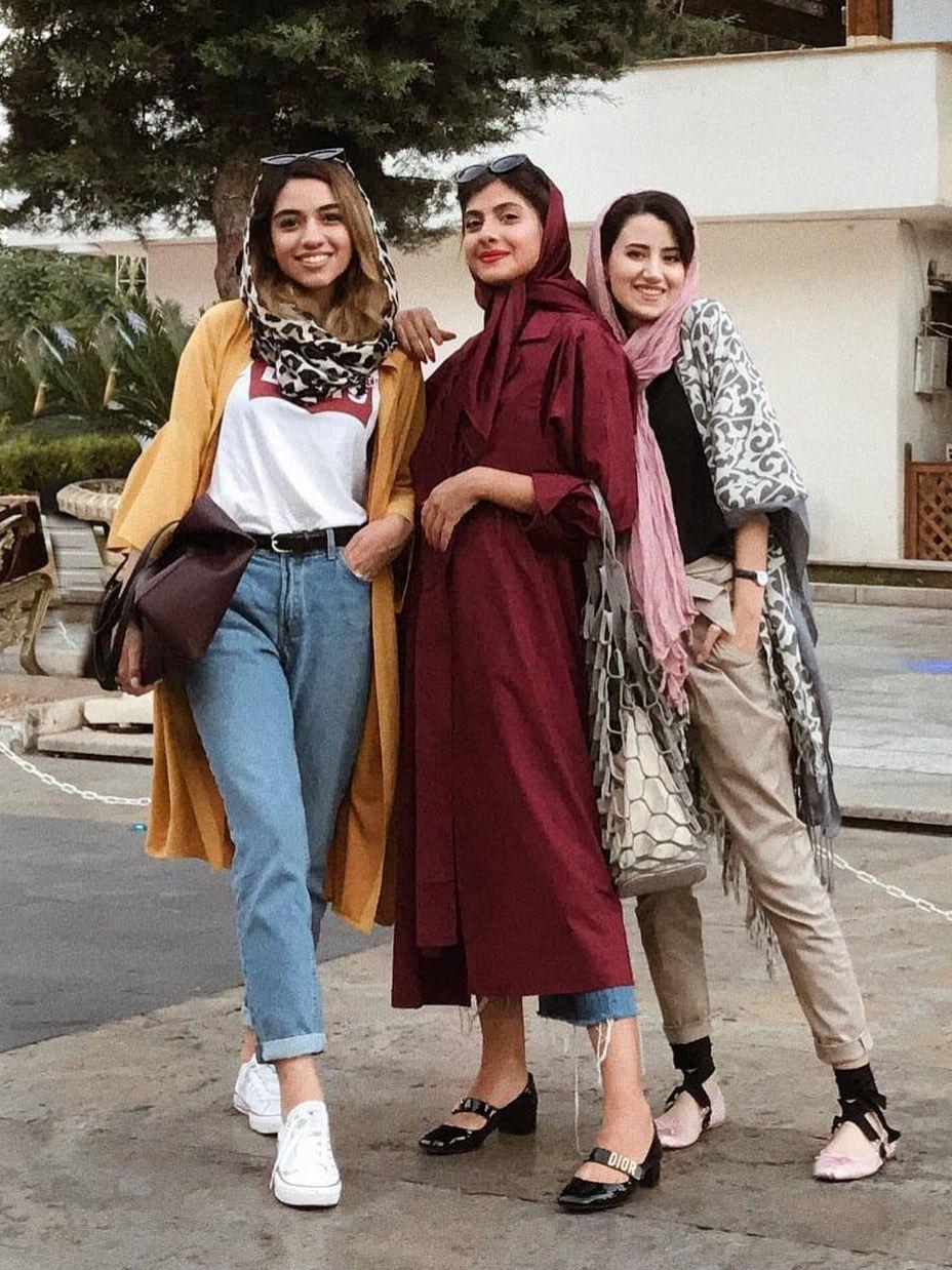 Iranian Women Fashion | Woman Fashion Iran