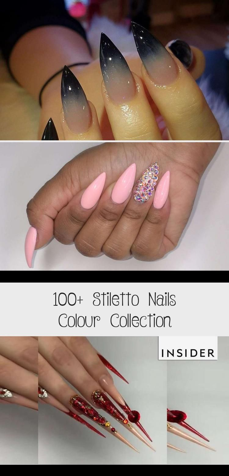 Photo of 100+ Stiletto Nails Colour Collection – Beauty