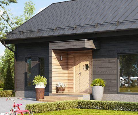 Ryhti-malliston ulko-ovet – Door Types