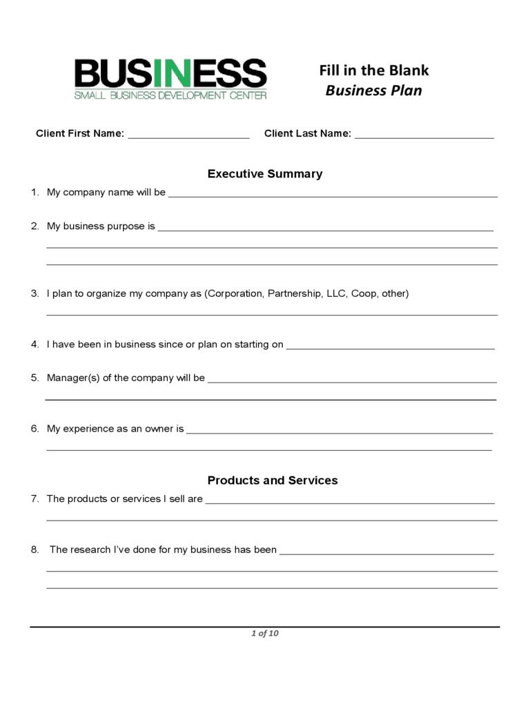 Business Plan Questionnaire Template Professional Business Template Simple Business Plan Template Business Plan Template Free Business Plan Template Pdf
