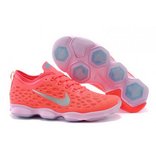 Women Nike Zoom Fit Agility Pink Shoes Nike Shoes Air Max Nike