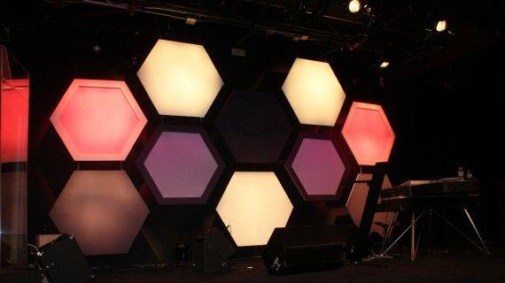 Honeycomb | Church Stage Design Ideas | Stage Design Inspiration ...
