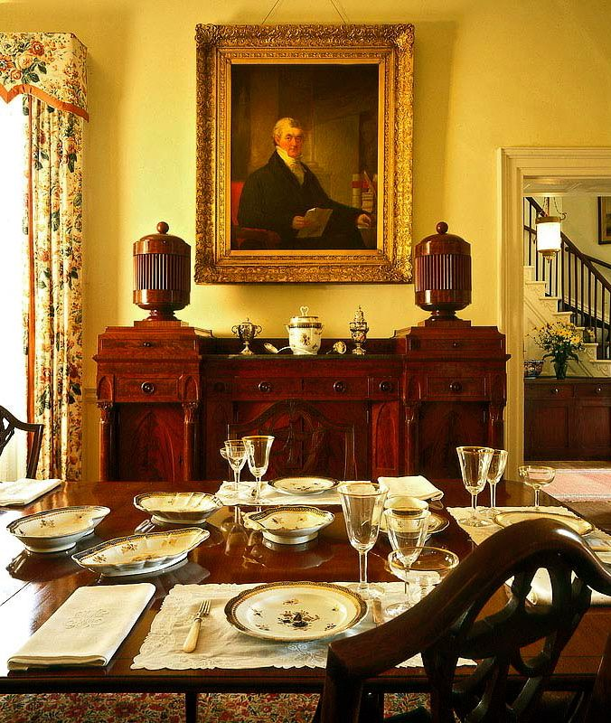 Jennings & Gates Notes from a Virginia Country House