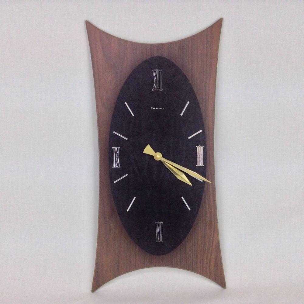 Bulova Wall Clock Wood Glass Light Wood Tone 12 Hour Display Madeline C4461 Bulova Bulova Wall Clock Glass Wall Clock