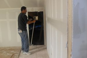 Learn How Much It Costs To Install Or Hang Drywall Drywall Installation Sheetrock Drywall